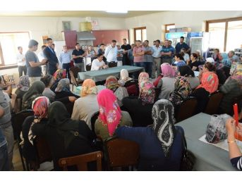 Başkan Acar'dan, Çaltılıdere'de Yıkılacağı İddia Edilen Evler Hakkında Açıklama