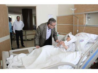Hastanede Uygulanan 'manevi Destek' Projesi Hasta İle Yakınlarını Memnun Ediyor