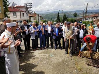 Ak Parti Kastamonu Milletvekili Adayı Murat Demir, Seçim Startını Tosya'dan Verdi