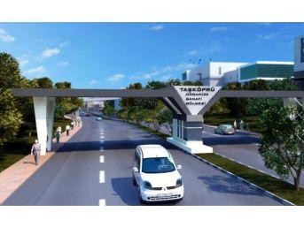 Taşköprü Osb'nin Alt Yapı İhalesi 5 Haziran'da Yapılacak