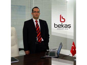 Bekaş İnşaat, Kayseri'deki Yarım Asırlık Tecrübesini Ankara'ya Taşıyor