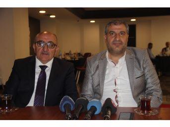 Kaymos Başkanı Tuncay Sabuncu,