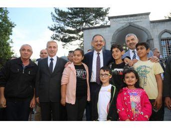 Seyyid Burhaneddin'de Huzurlu İftar