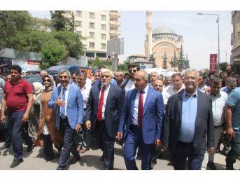 Kilis'te Ak Parti Seçim Startını Verdi