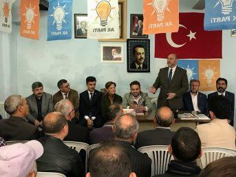 Ak Parti Kütahya Milletvekili Adayları Eskigediz'de