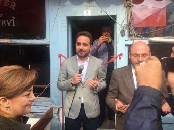 Ak Parti'nin Emet'teki Seçim Bürosu Dualarla Açıldı