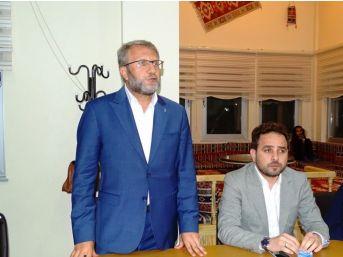 Milletvekili Ahmet Tan'dan Hisarcık-gediz Yolu Müjdesi