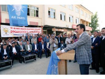 """Bakan Tüfenkci: """"döviz Üzerinden Dize Getirme Operasyonunu Başaramayacaklar"""""""