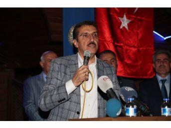 Bakan Tüfenkci, Lisanslı Depo İçin Tarih Verdi