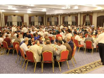Ertv- Ersan'ın Geleneksel İftar Programına Yoğun Katılım