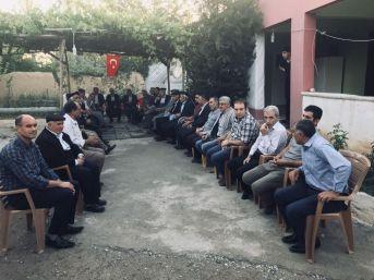 Malatya'da Mhp'ye Destek