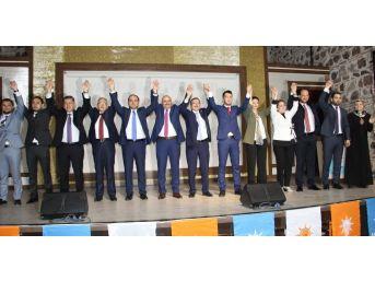 Manisa Ak Parti'de Coşkulu Aday Tanıtımı