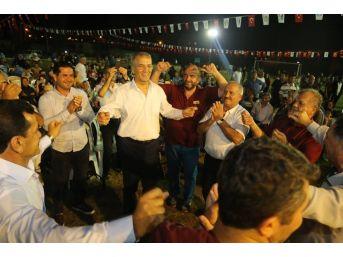 Mezitli'de 'örtüaltı Üzüm Festivali'