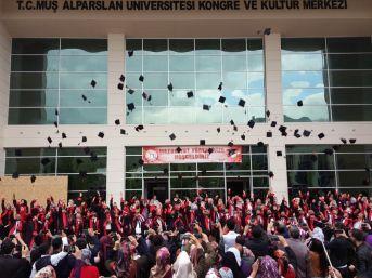 İslami İlimler Fakültesinde Mezuniyet Coşkusu Yaşandı
