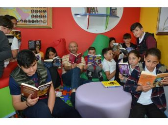Ordu'da Öğrenciler Her Gün Bir Saat Kitap Okuyor