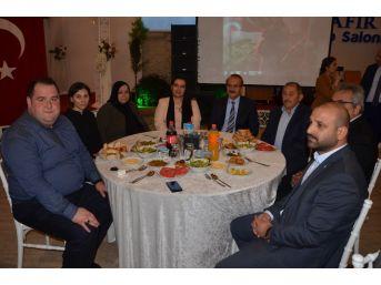 Şehit Sercan Öklük Onuruna İftar Verildi