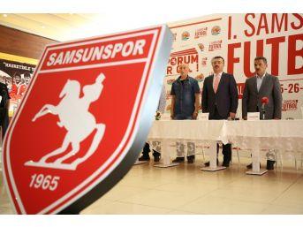 1. Samsun Ve Futbol Çalıştayı
