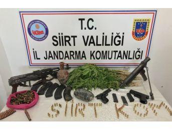 Siirt'te Kaçakçılık Operasyonu