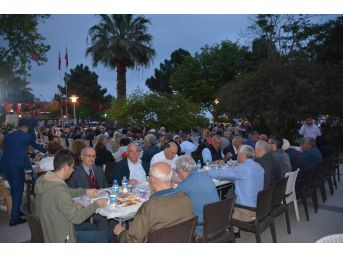 Sinop Belediyesinden Vatandaşa İftar