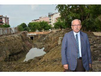 Başkan Albayrak Süleymanpaşa'daki Çalışmaları İnceledi