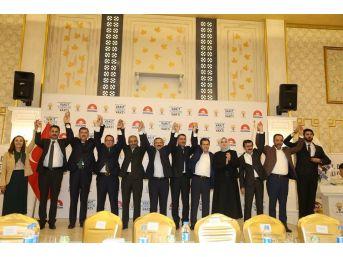 Tokat'ta Ak Parti Milletvekili Adayları Tanıtıldı