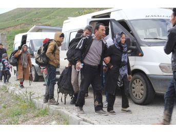 Başkale'de 33 Kaçak Kaçak Yakalandı