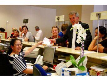 İnce'nin Seçim Bağış Kampanyasına Yalova'dan Destek