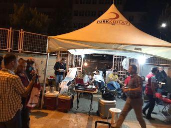 Kızılay, Ramazan Ayı Çadırını Kurdu
