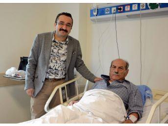Paü'de Koah Hastalarına Başarılı Ameliyat