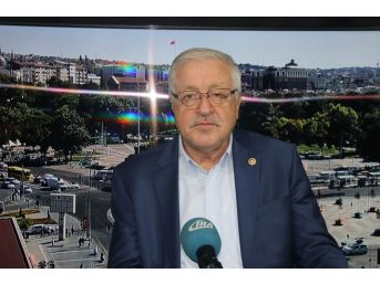 "Ak Parti Gaziantep Milletvekili Uzer: ""hdp, Millet İttifakı'nın Gizli Ortağı"""