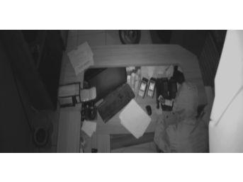 (özel) 10 Saniyede Hırsızlık Kamerada