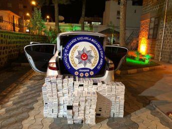 Şanlıurfa'da Uyuşturucu Ve Kaçak Sigara Operasyonları