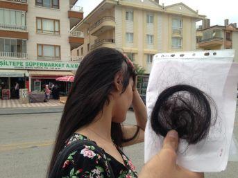 Keçiören'de İnce'nin Afişini Asanların Genç Kızı Darp Edip, Saçını Koparttığı İddiası