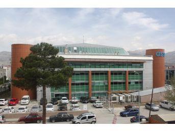 Assistt Erzincan Çağrı Merkezi Binası, Çevre Dostu Özellikleriyle Platinum Leed Sertifikası Aldı