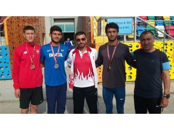 Erzincanlı Sporcu Milli Takımda