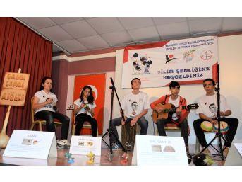Meyve Ve Sebze Orkestrasına Türkiye Derecesi