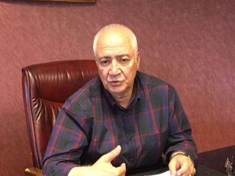 """Hacısalihoğlu: """"uzatılan Eli Belki Sıkarız Ama 2011 Davamızdan Asla Vazgeçmeyiz"""""""