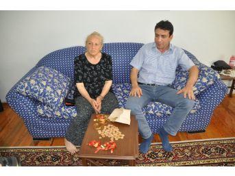 Dolandırıcılara Altınlarını Kaptıran Çift, 'çifte Bayram' Yaşadı