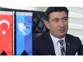B.b. Erzurumspor Kulübü Başkanı Doğan'dan Ramazan Bayramı Mesajı