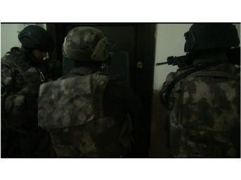 Erzurum'da Terör Operasyonu: 7 Gözaltı