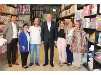 "Ak Partili Nejat Koçer'den Muhalefete ""yıkım Ekibi"" Benzetmesi"