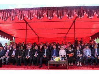 Merhum Cumhurbaşkanı Demirel Mezarı Başında Törenle Anıldı
