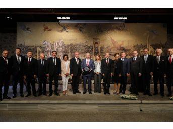 Başbakan Binali Yıldırım, Tüsiad Üyelerini Kabul Etti