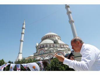 Cuimhurbaşkanı Erdoğan: