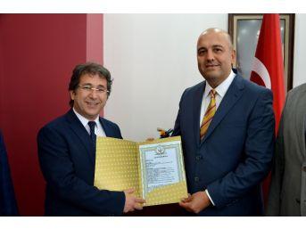Kayseri Devlet Hastanesi Sağlık Bakanlığından Resmi Olarak Ruhsatını Aldı
