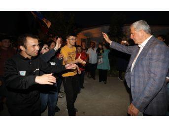"""İbrahim Karaosmanoğlu: """" Engellileri Sosyal Hayatın İçerisinde Dahil Etmek Tek Arzumuzdur"""""""