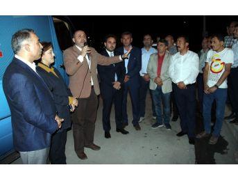 Ak Parti, Meydan Mahallesi'nde Seçim İrtibat Bürosu Açtı