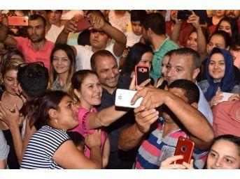 Alaşehir Belediyesinin Ramazan Bereketi 87 Mahalleyle Buluştu