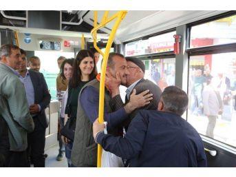 Tunceli'de Bayramda Otobüsler Ücretsiz