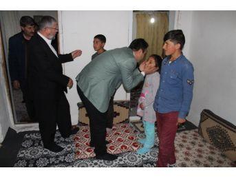 Kaymakam Dundar, Kibar Ailesiyle İftar Açtı